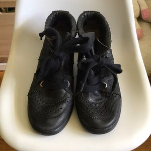 Isabel Marant Baya leather sneakers